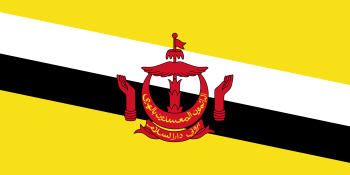 Brunei Flag