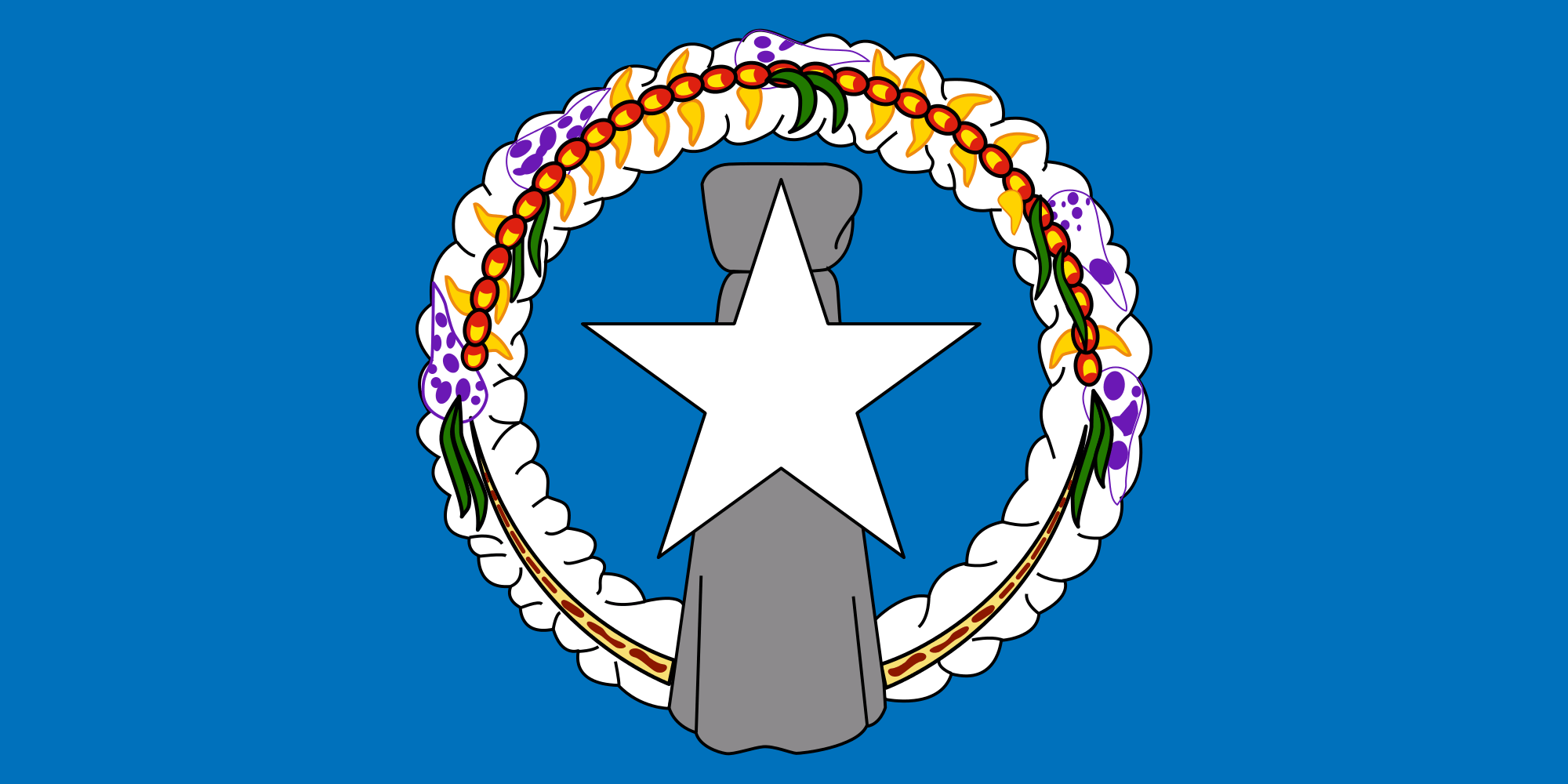 Flag of the Northern Mariana Islands