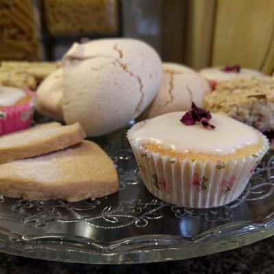 Delia Smith's Shortbread Biscuits