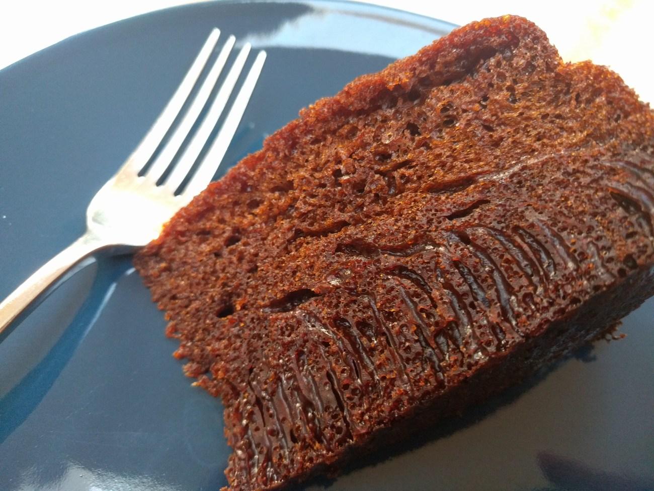 Malaysian Honeycomb Cake