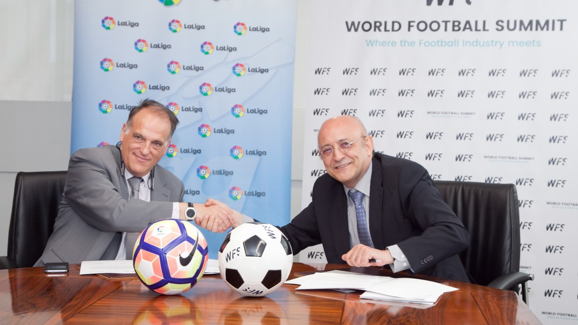 LaLiga Global Partner World Football Summit