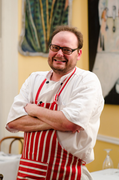 Chef David Bridges of Upperline - New Orleans, LA