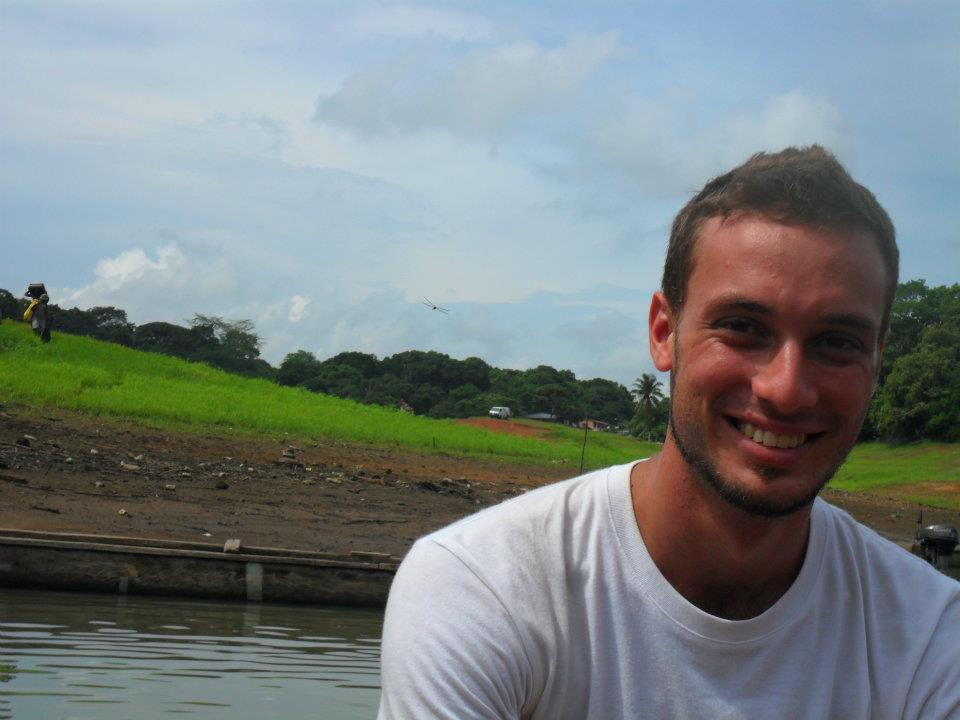 Former Peace Corp volunteer Jack Fischl