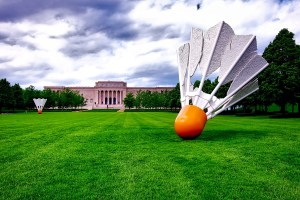 Atkins Art Museum in Kansas City.