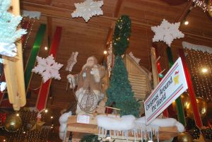 Christmas from Around the World taken at Bronner's Christmas Wonderland in Frankenmuth, Michigan.  Photo:  Tonya Fitzpatrick
