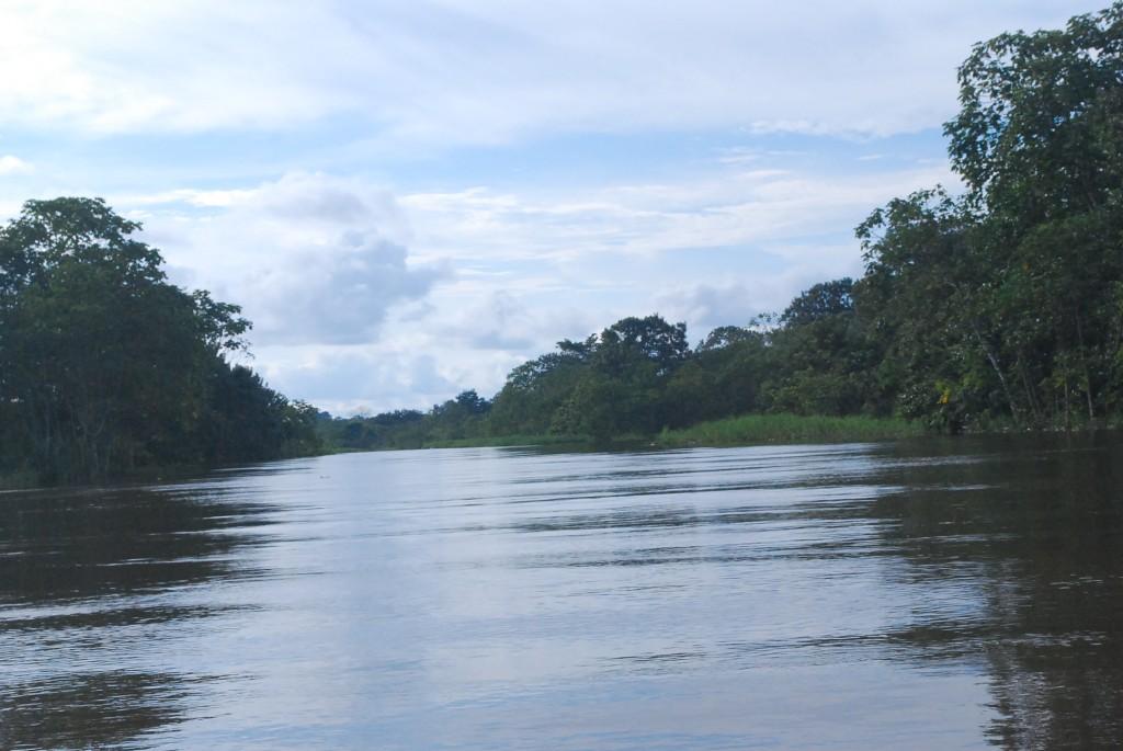 Amazon River.