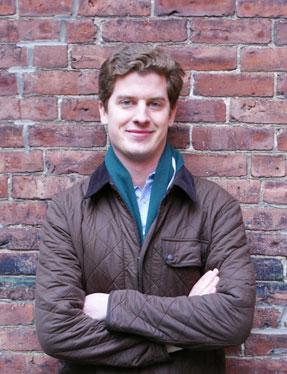 Author Daniel Rasmussen