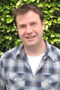 Author Tom Gates
