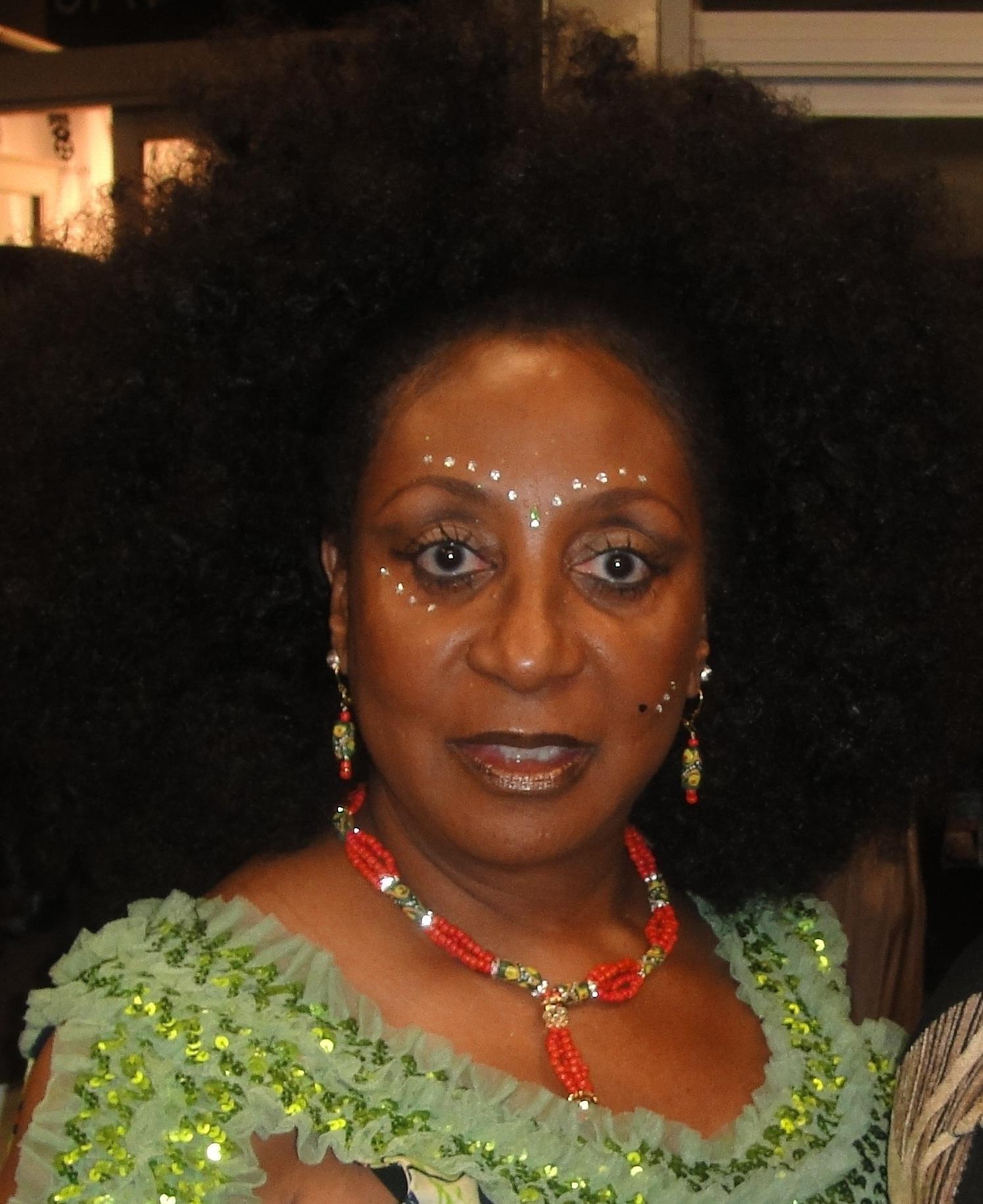 Music revolutionary Sandra Izsadore