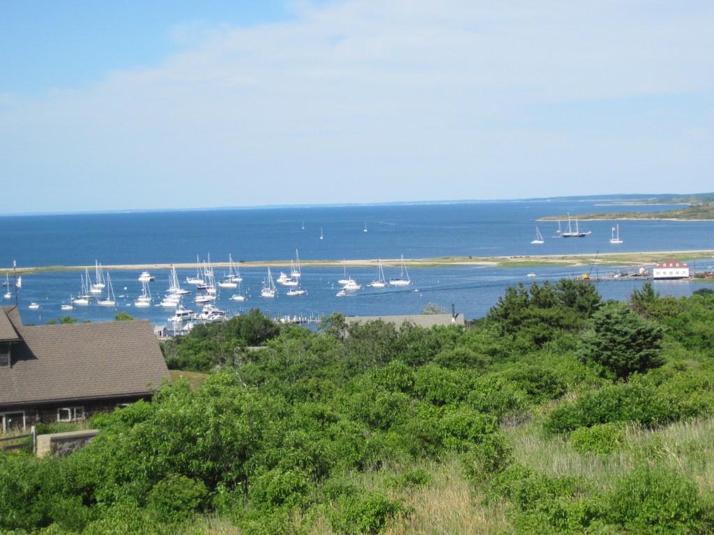 Cuttyhunk Harbor