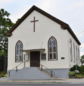 British Methodist Episcopal Church - Salem Chapel