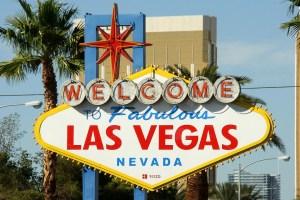 Las Vegas sign
