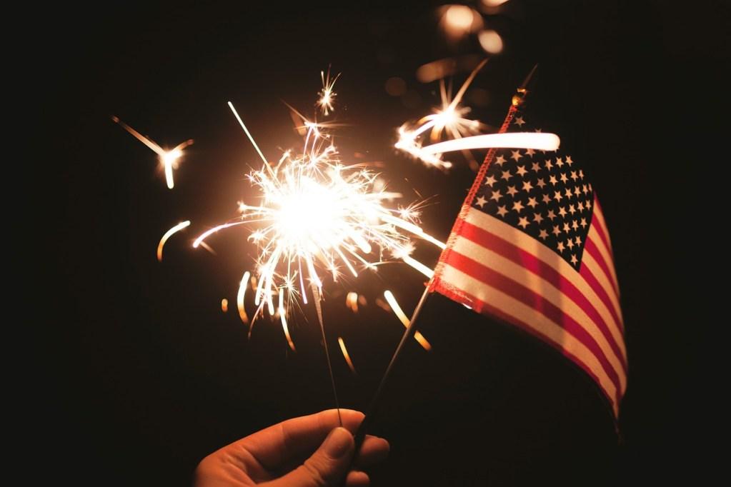 Fourth of July celebrations