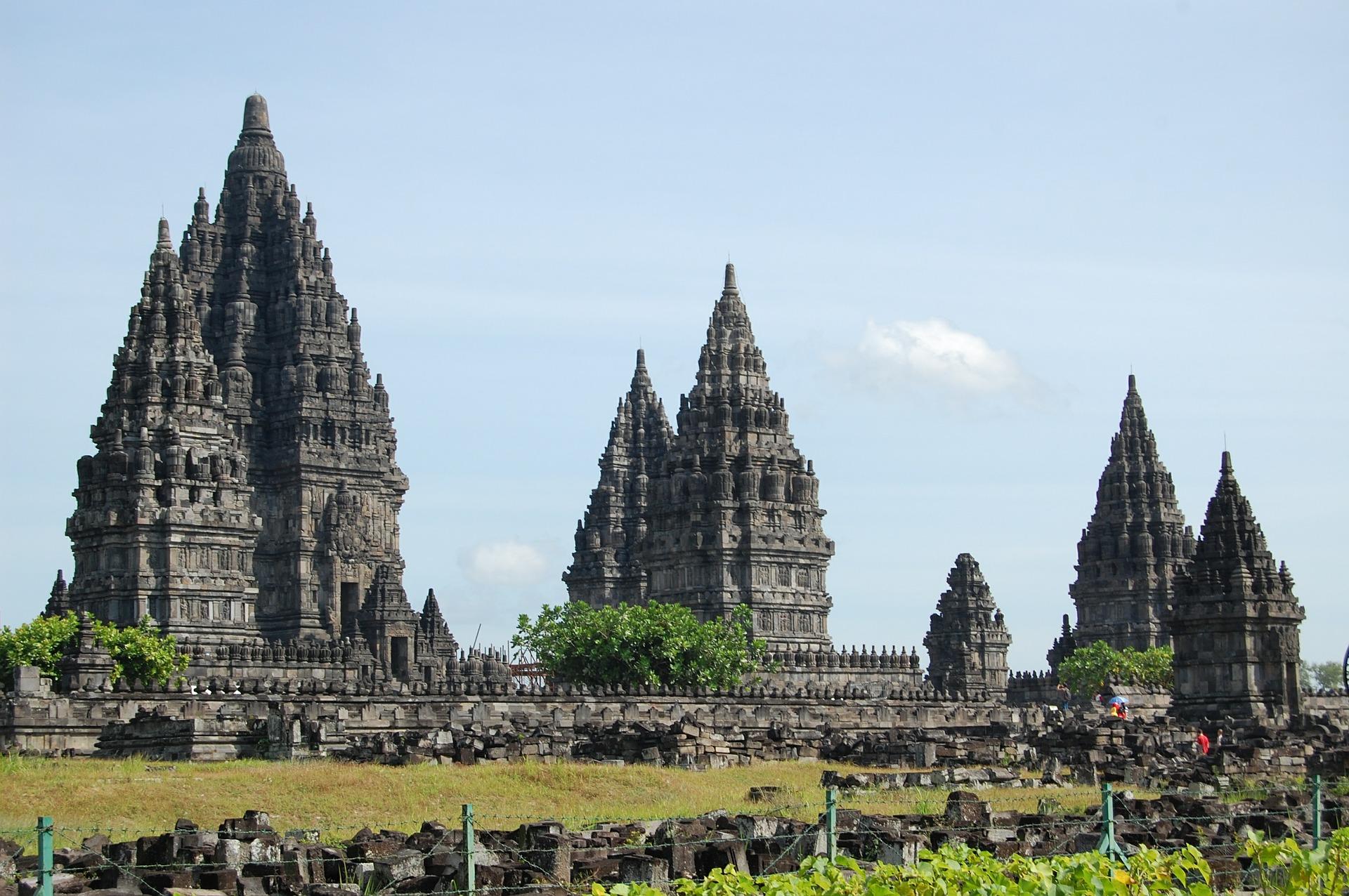 Temple - Dedication to Trimurti