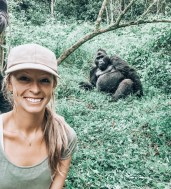World Footprints editor Kellie Paxian