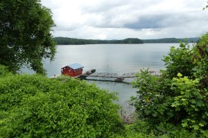 Photo of Carters Lake by Kathleen Walls
