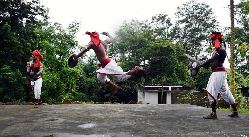 Mayurbhanj Chhau. Photo by Sugato Mukherjee