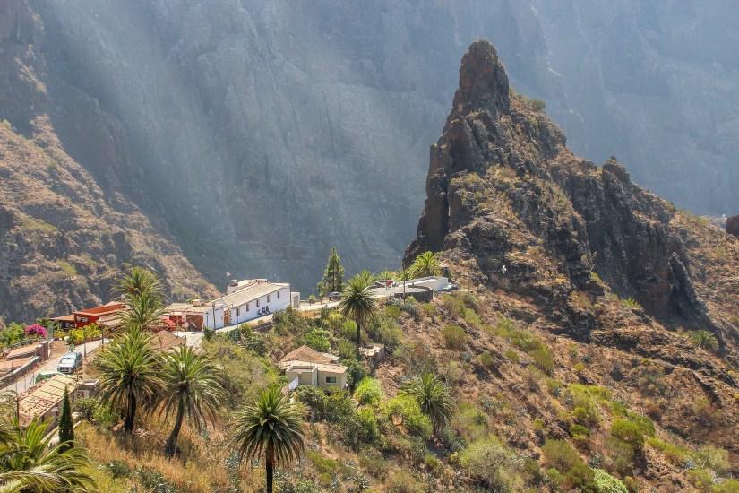 Masca-Tenerife