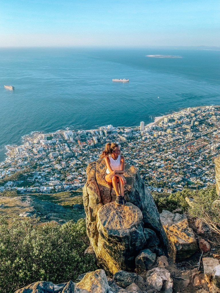 South Africa - Lion's Head, Cape Town