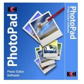 NCH PhotoPad Image Editor Pro 3.16 Beta