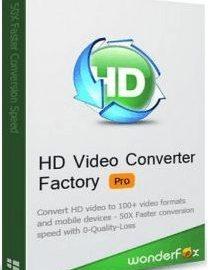 WonderFox HD Video Converter Factory Pro 19 free download