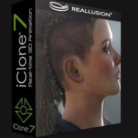 Reallusion iClone Pro 7.92.5425  Free Download 2021