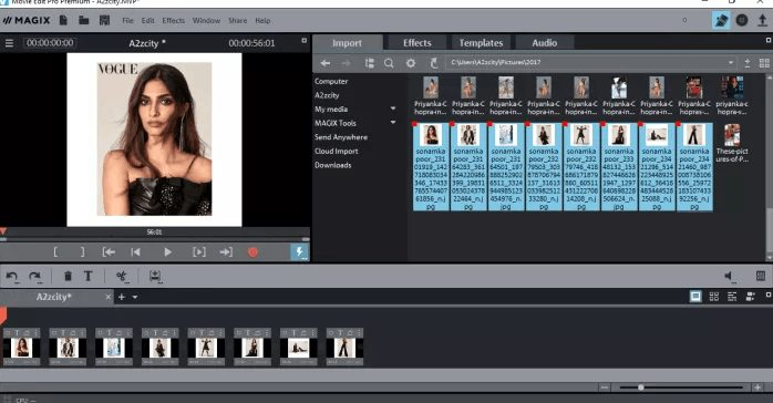 MAGIX Movie Edit Pro Premium 2020 free download