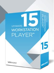 VMware Workstation Player 15 crack download