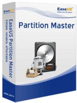 EASEUS Partition Master Pro 13 crack download