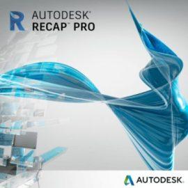 Autodesk ReCap Pro 2022 Free Download