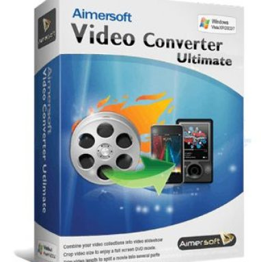 Aimersoft Video Converter Ultimate 10.2.6.174 Free Download