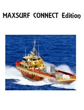 Bentley MAXSURF CONNECT Edition 21 crack download