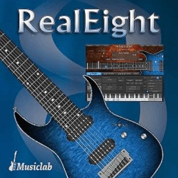 MusicLab RealEight crack download