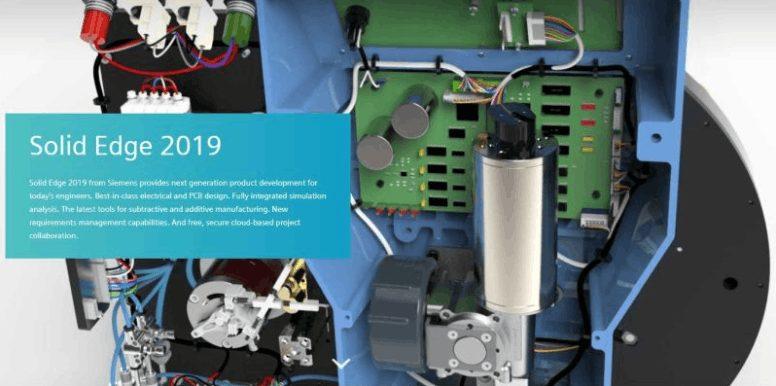 Siemens Solid Edge 2019 crack download