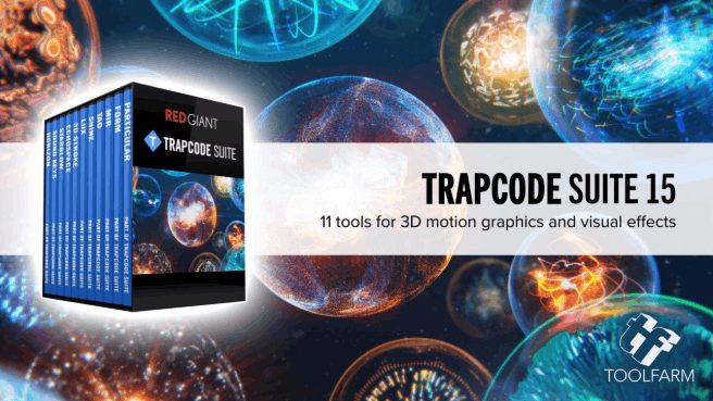 red giant trapcode suite 15 crack download