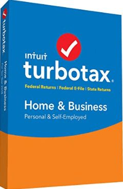 Intuit TurboTax Home & Business 2019 crack download