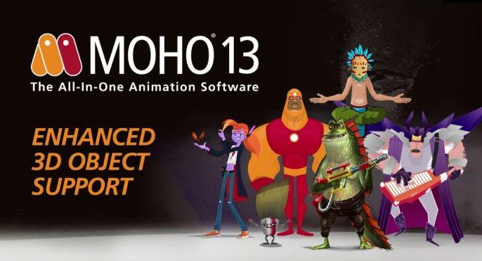 Smith Micro Moho Pro 13