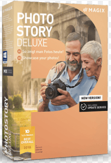 MAGIX Photostory Deluxe 2021 crack download