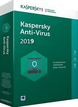 Kaspersky Anti-Virus 2019 crack download