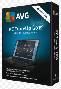 AVG PC TuneUp 2019 crack download