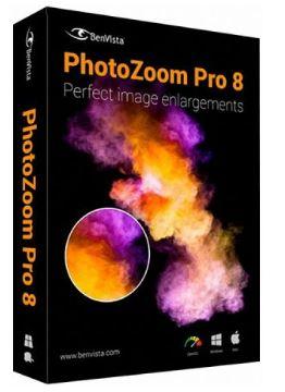 Benvista PhotoZoom Pro 8 crack