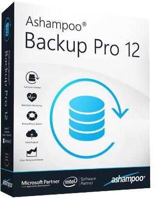 Ashampoo Backup Pro 12 crack