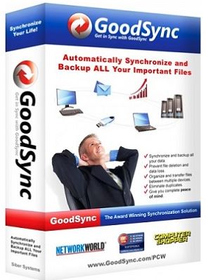 GoodSync Enterprise 10 crack
