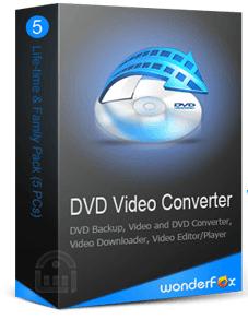 WonderFox DVD Video Converter 18 crack download