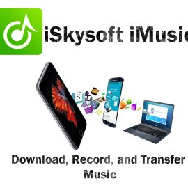 iSkysoft iMusic 2.0.3.0 Free Download For Mac