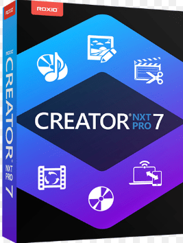 Corel Roxio Creator NXT Pro 7 crack download