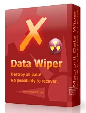 Macrorit Data Wiper 4.2.0 Unlimited Edition Free Download