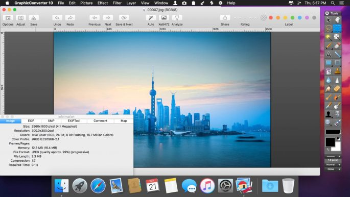 GraphicConverter 10.6.1 Free Download For Mac