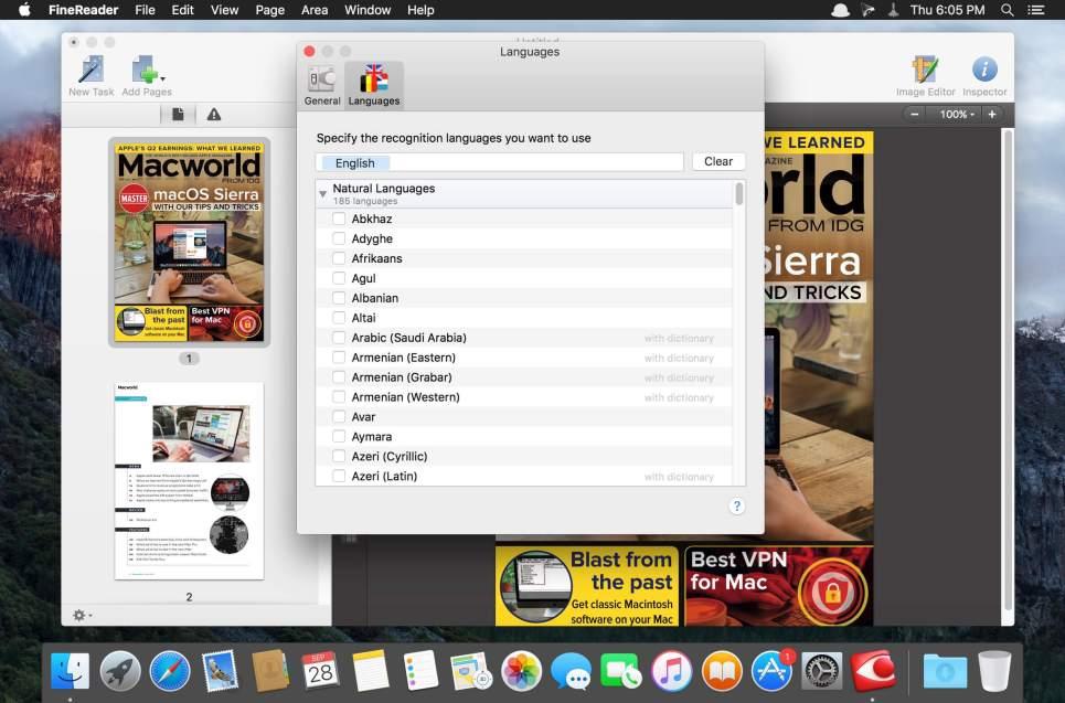 FineReader Pro for Mac 12.1.11 Free Download