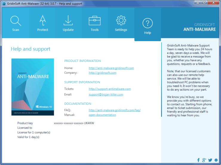 GridinSoft Anti-Malware 4.0.1 Free Download